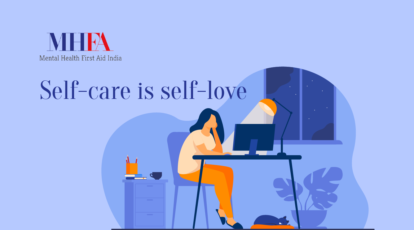 Self care at workplace: